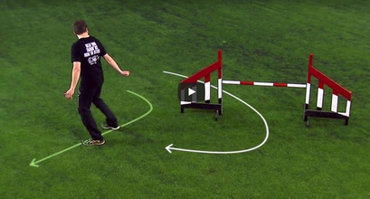 How To Move Your Feet In Dog Agility?