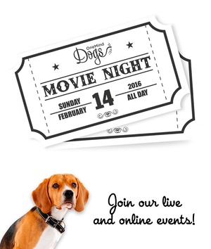 OneMind Dogs has planned an evening to celebrate the truly unconditional love you can only get from your dog!