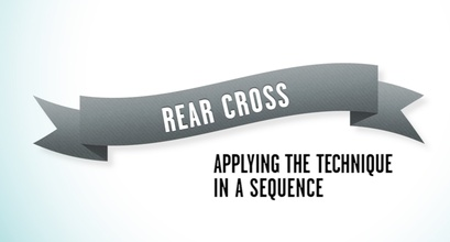 Applying Rear Cross In A Sequence